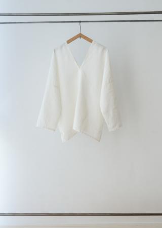 リネン カレンシャツ – 長袖 –