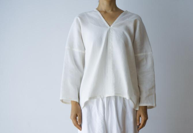 siz=ONE/col=ONE(White) (model=160cm/5'2'')