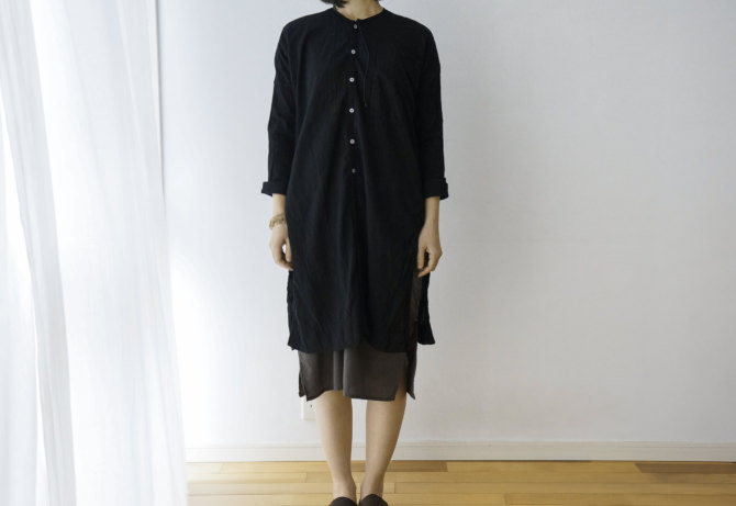 siz=S/col=BLK [Dress]参考商品/reference item (model=160cm/5'2'')