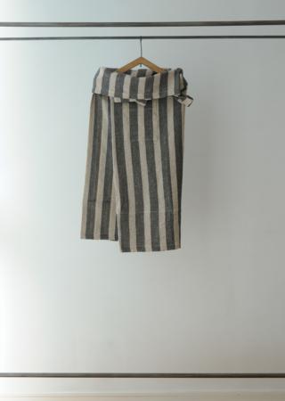 リネンコットン サロンスタイル スカート(1141)