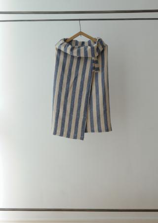 リネンコットン サロンスタイル スカート(5904)