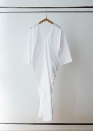 NSコットン カレンドレス  -七分袖-