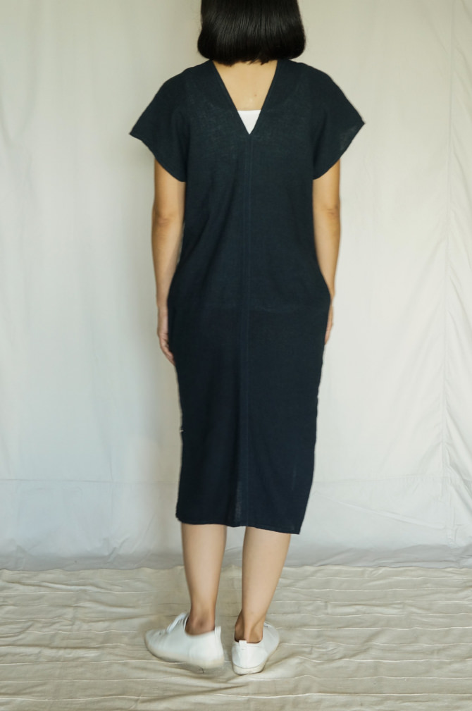 col.紺(NAVY) ,model=160cm