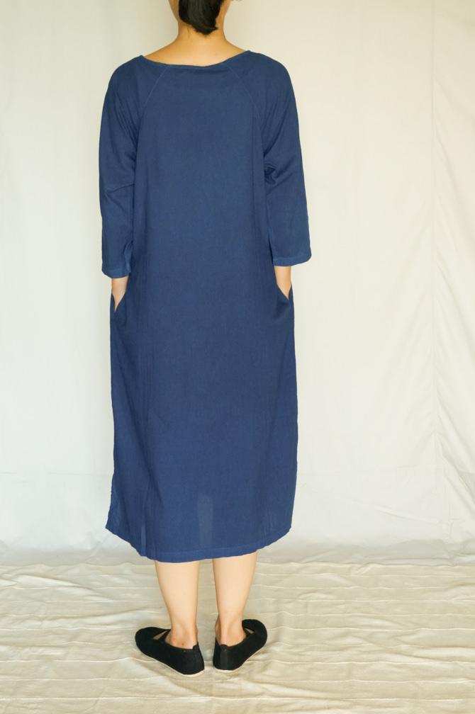 col.青(BLUE) | model=160cm