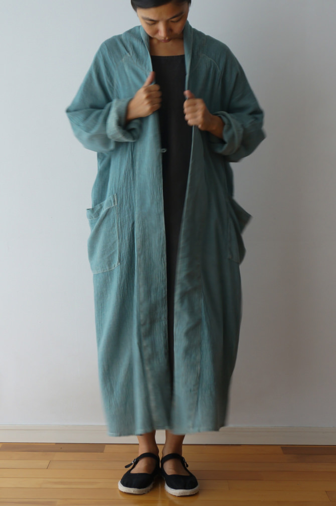col.水色(Light BLUE) | model=160cm