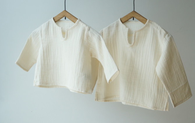 (Left)col=NTL/(Right)IR-KB-147WG(Double Gauze Kid's Blouse)/size=ONE/col=NTL