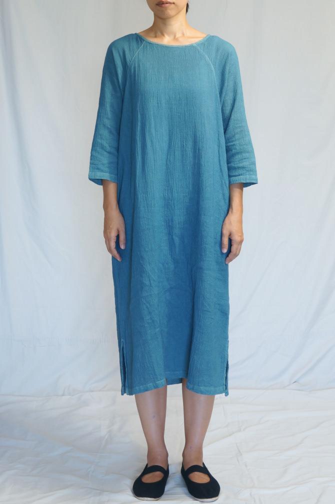 col. 青(BLUE) | model= 160cm
