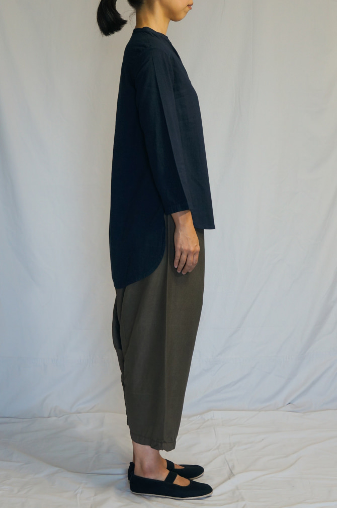 col.紺(NAVY),size.S, model=160cm