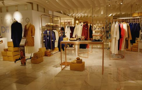"ISETAN SHINJUKU POP UP Shop ""異国iroiro"""