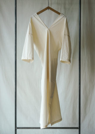 POコットン カレンドレス -七分袖-