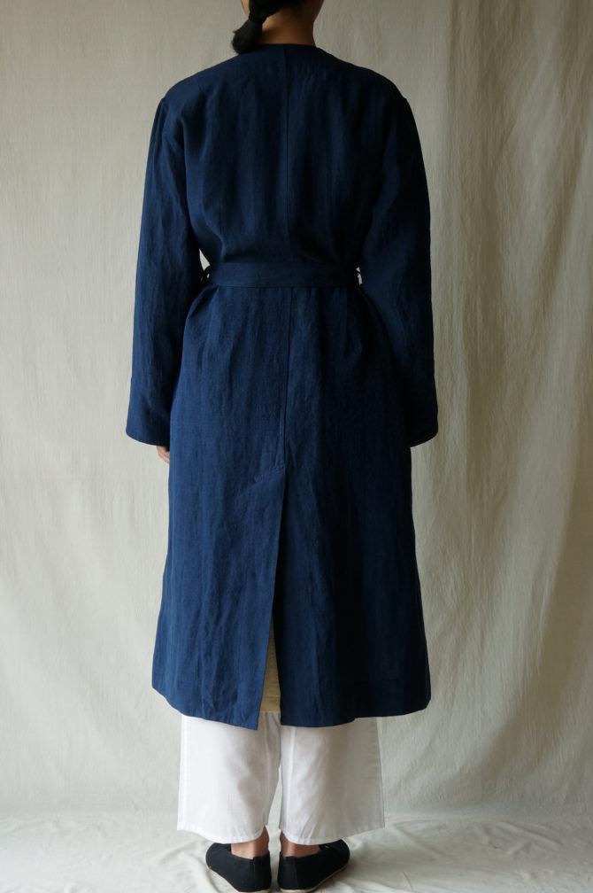 col.NVY size.M | model=160cm ※Pants=IR-P-196'NS WHT size.M