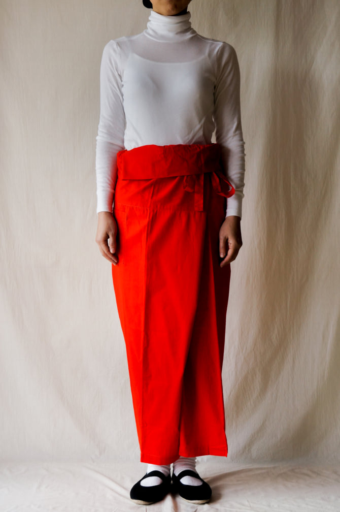 col.RED, size.L | model=160cm