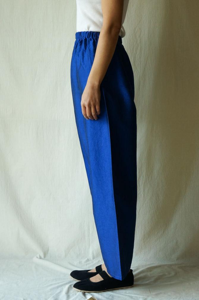 col.BLU , size.S | model=160cm