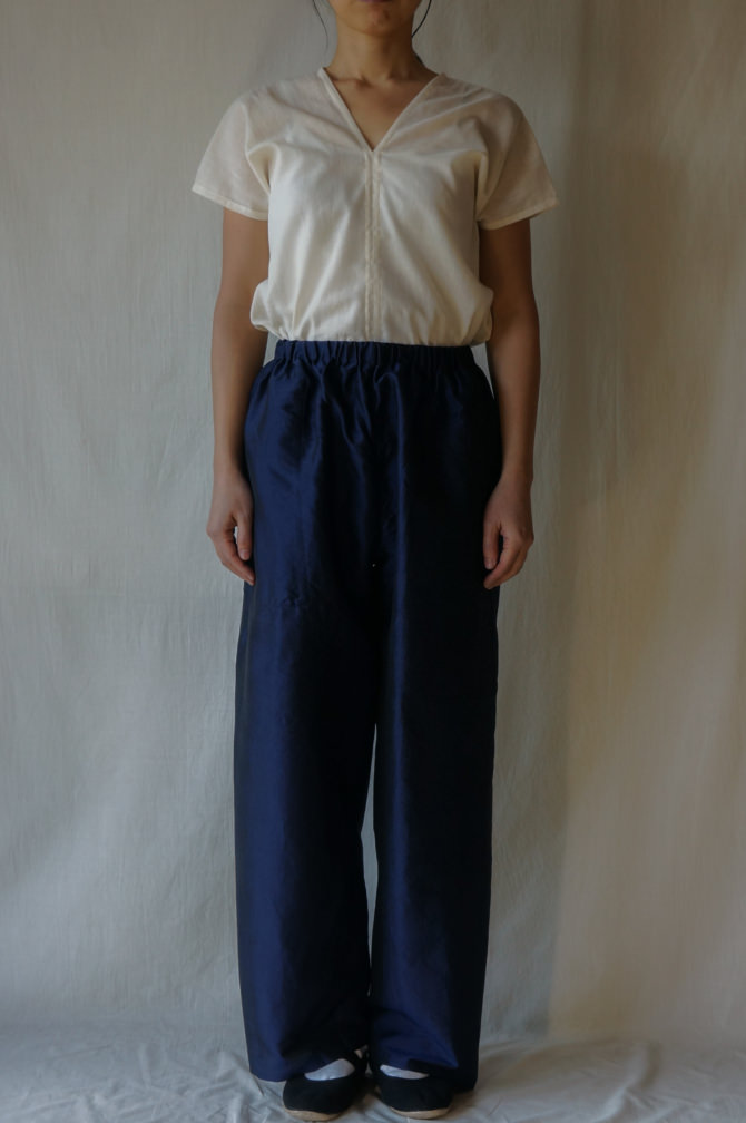 col.NVY , size.M | model=160cm