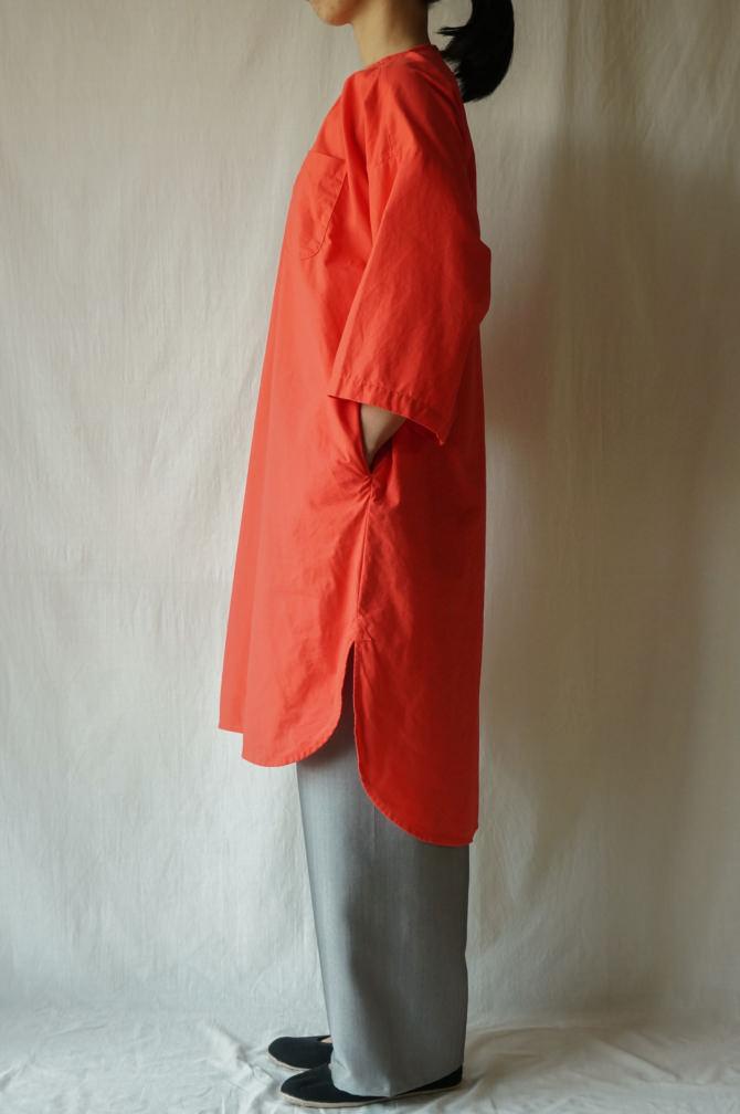 model=160cm ※Pants=IR-P-228CW col.GRY size.M