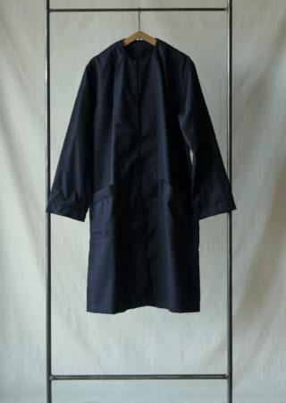 カシミヤ混ウール シングルジャケット