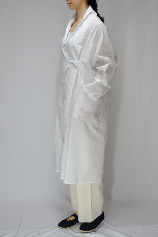 col.WHT |model=162cm ※Pants...#IR-P-228POPE60 ,col.NTL,size.S