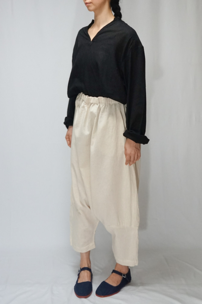 col.NTL / size.L |model=162cm ※Shirts...#IR-B-246SC,col.BLK
