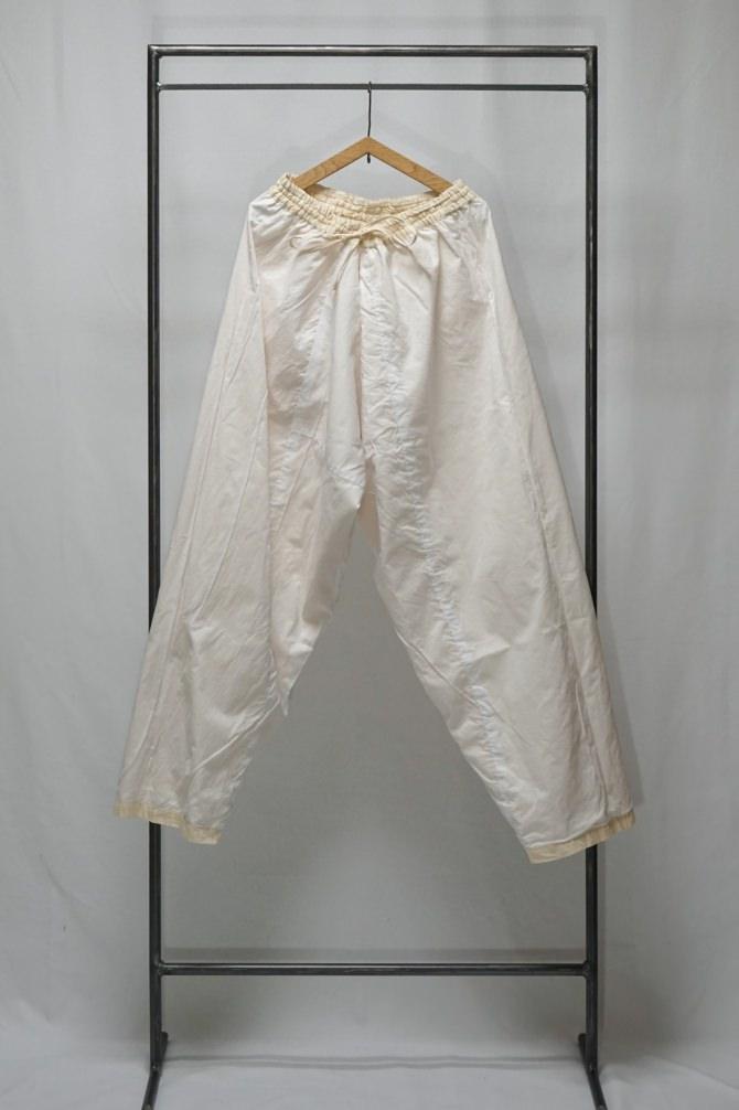 col.NTL / size.M ※Lining=White thin cotton (裏地は白の薄手コットン)